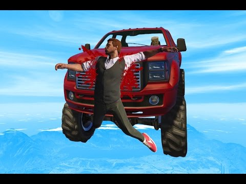 GTA 5 FAILS - RANDOM & FUNNY MOMENTS #13 (GTA V Funny Moments Compilation)