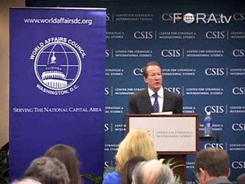 Benefits of Free Trade - Ambassador William Brownfield