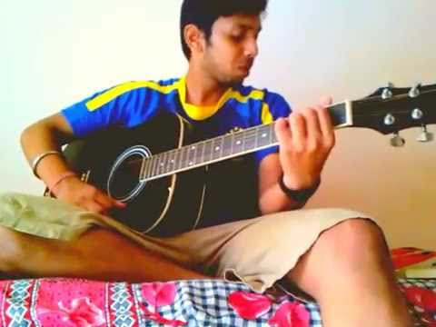 Teri Deewani (Kailasa) - Acoustic Cover By Anurg
