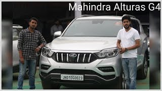 Mahindra Alturas G4 | Full detailed review | Features, Specification And Price of Mahindra AlturasG4