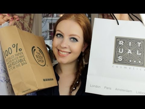 Beauty Shoplog (Etos, The Body Shop + Rituals) | PinkyPolish.nl