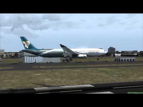 OMAN AIR A330-300 @ DA Nang Vietnam