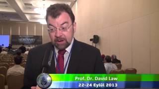 10 Uluslararası Bediüzzaman Sempozyumu   Prof Dr David Law İİKV Media