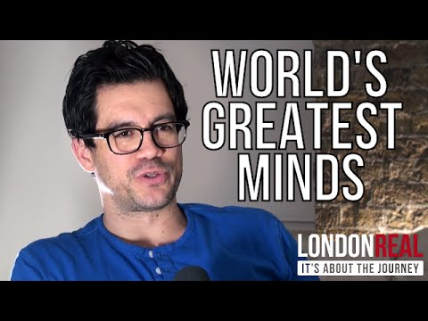 WISDOM FROM THE WORLD'S GREATEST PEOPLE - Tai Lopez on London Real