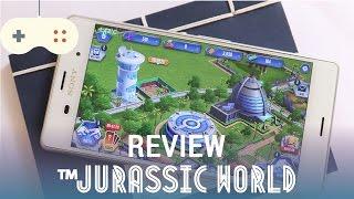 Vật Vờ - Game: Jurassic World: nuôi khủng long làm pet