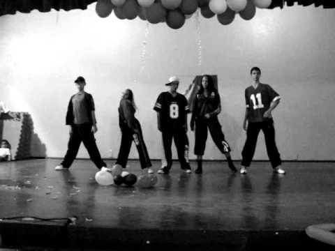 Coreografia - OMG - Usher