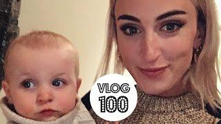 DE EERSTE WOORDJES VAN BABY OLIVIA EN GIVEAWAY! | VLOG 100 | QUEENOFJETLAGS