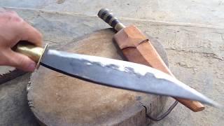 Dao Mèo Tây Bắc ( H'mong Knife)