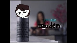 Amazon Echo: Jaiden Animations Edition