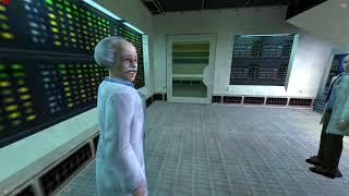 Half-Life Source #2 (God Mode)