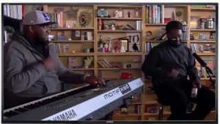 T-Pain- NPR Music Tiny Desk Concert