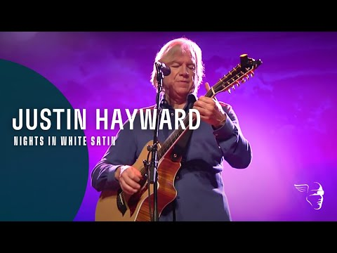 Justin Hayward - Nights In White Satin (Spirits Live)