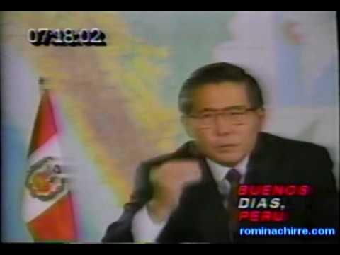 Alberto Fujimori: Autogolpe de estado del año 1992 - Parte 2/2