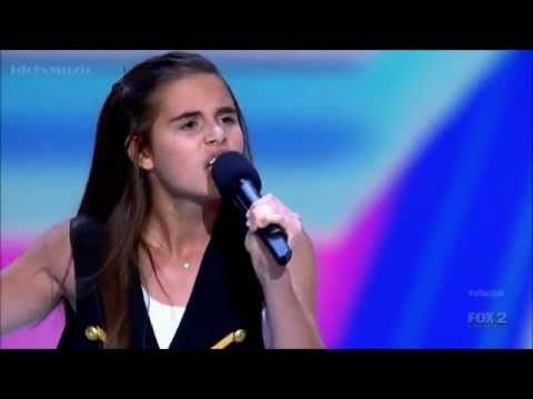 The X Factor USA 2012 - Carly Rose Sonenclar's Audition