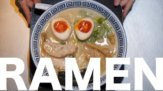 What is Tonkotsu Ramen? by : Simon and Martina