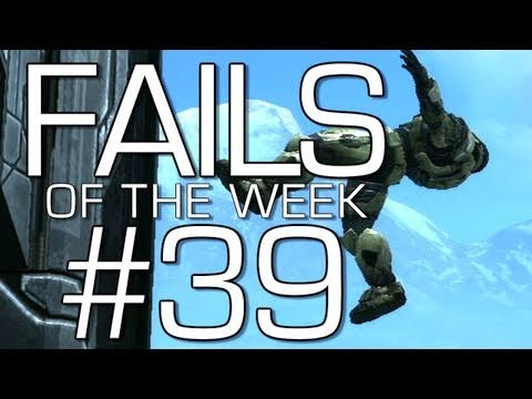 Watch Halo: Reach - Fails of the Weak Volume 39! (Funny Halo Mistakes and Boneheaders)