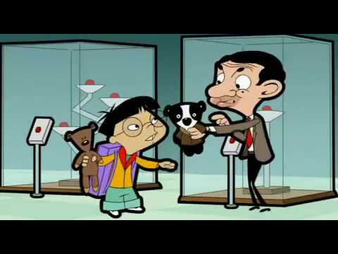Mr. Bean Animated Series Japanese Kid Part1