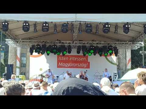 2019. augusztus 20.Csík zenekar: Sose lesz vége Moldvában (Anima Sound System - cover)