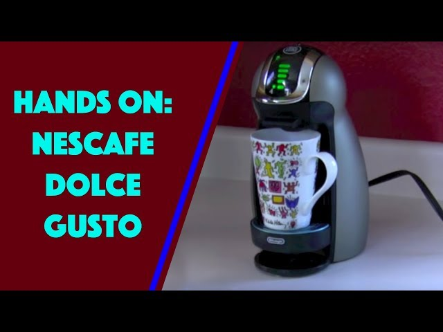 Nescafe Dolce Gusto Coffee Machine by DeLonghi