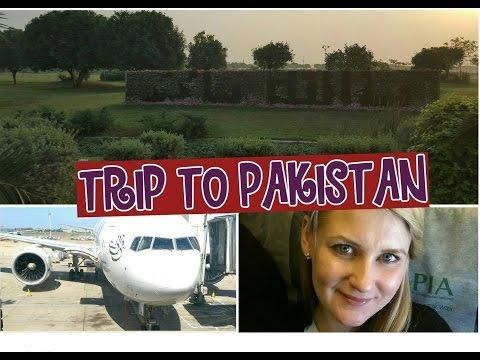 Vlog: Trip to Pakistan (London - Lahore)