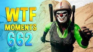 PUBG WTF Funny Daily Moments Highlights Ep 662