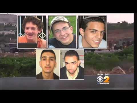 As Israel Buries Teens, Airstrikes Target Hamas