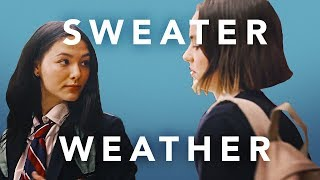 casey & izzie | sweater weather