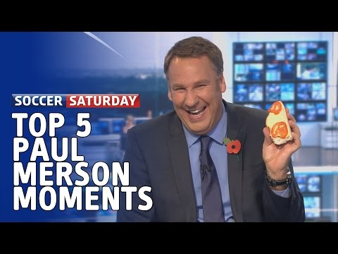 Paul Merson: football genius