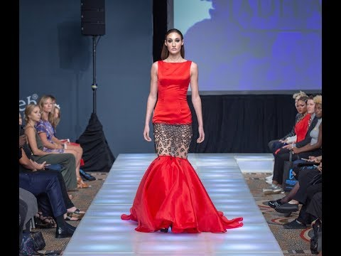 Adli Afandi Fashion Show at Couture Fashion Week NY