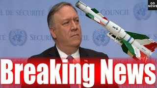 BREAKING: U.S. urges the WORLD to see IRAN as a  PROBLEM