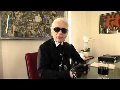 Philippe Besson rencontre Karl Lagerfeld pour Paris Dernière