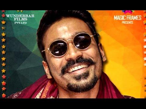 Dhanushs First Look In Maari Movie Revealed   Kajal Agarwal...