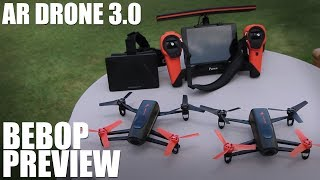 Parrot Bebop Drone - Preview