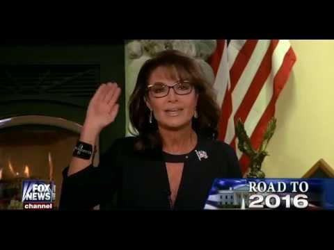 • Gov. Sarah Palin Details Conservative Agenda for 2016 • Hannity • 1/27/15 •