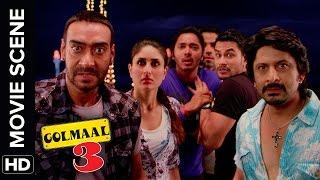 Lagana Lagana Dekhana Dekhana   Golmaal 3   Comedy Movie Scene