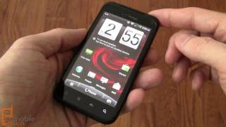 HTC DROID Incredible 2 (Verizon) unboxing and video tour