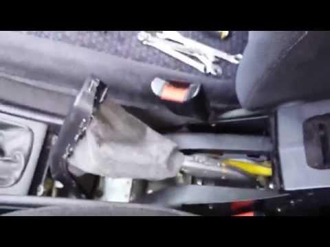 Jak Regulować Hamulec Ręczny - Opel Astra G 2 Vauxhall