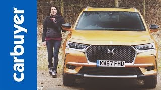 New 2018 DS 7 Crossback in-depth review - Carbuyer - Ginny Buckley