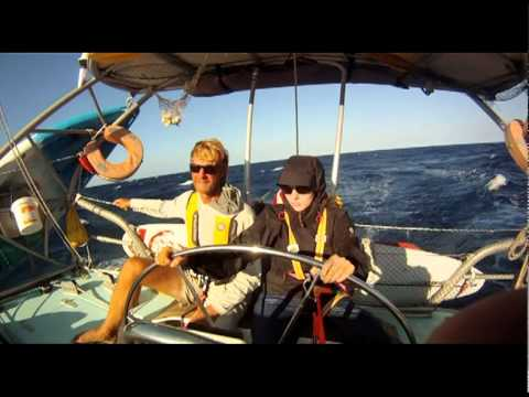 TOPtoTOP - Sailing to South Africa