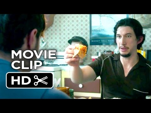 What If Movie CLIP - Greatest Moment Of My Life! (2014) -  Daniel Radcliffe, Adam Driver Movie HD