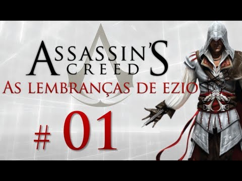 Assassin's Creed - As Lembranças de Ezio: Ep. 1 Os Quadros de Da Vinci / Think Mind - Redublagem