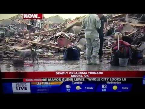 Moore - Oklahoma City Tornado 2013 | Part 4