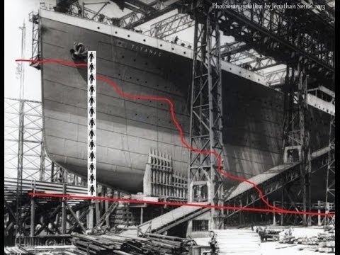 Тайна гибели Титаника