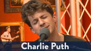 "Charlie Puth ""One Call Away"""