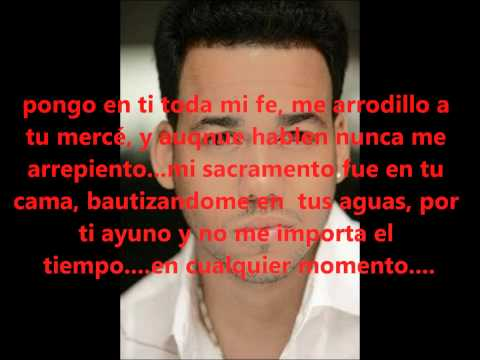 romeo santos - mi santa ( con letra ) Music Videos