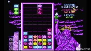 Retro Gaming | Jewel Tetris #30 [Requested Video]