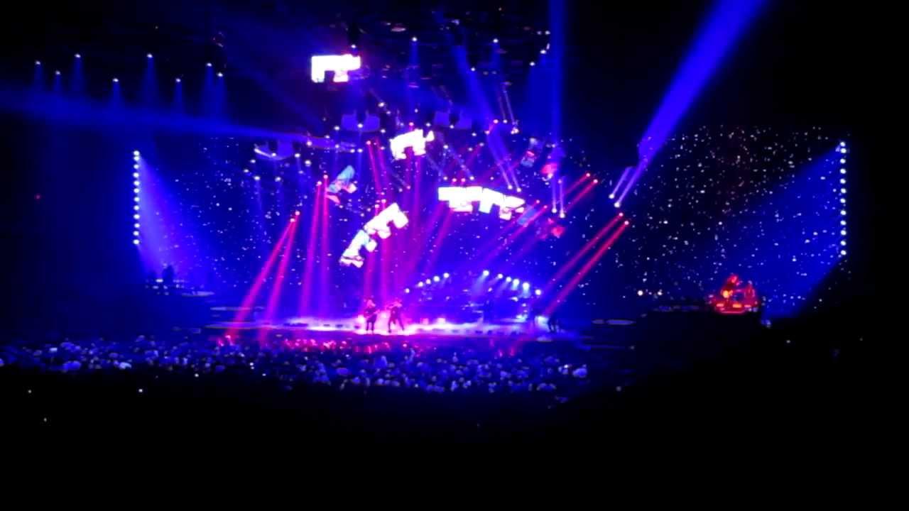 Concert, Van Andel Arena,