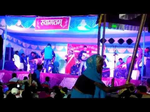 thet nagpuri stage program video from Jamtoli 2017
