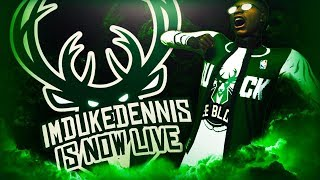 7'3 DEMIGOD IS NOW LIVE! NBA 2k18! Beat me ill add you! Add kingsavage_238 to join