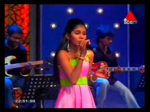 Shanika Madhumali -  Sanda Thaniwela-sirasa Super Star Season 03   Final 05   2010 03 27   Part 10 video